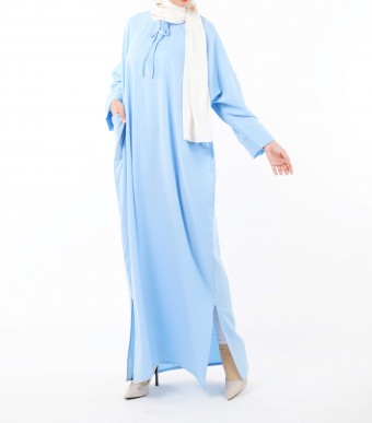 Ruuha Lounge Dress Baby Blue