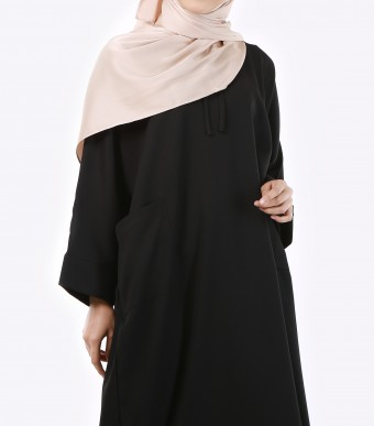Ruuha Lounge Dress Black
