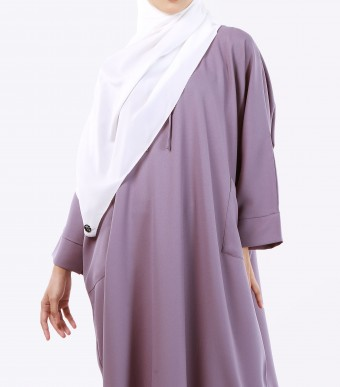 Ruuha Lounge Dress Dusty Purple