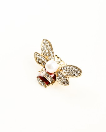 Brooch Bee