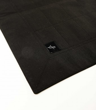 Mini Sejadah (Linen) Black