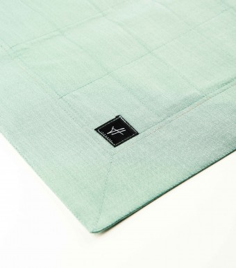 Mini Sejadah (Linen) Dusty Green