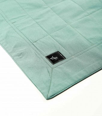Mini Sejadah (Crepe) Dusty Green