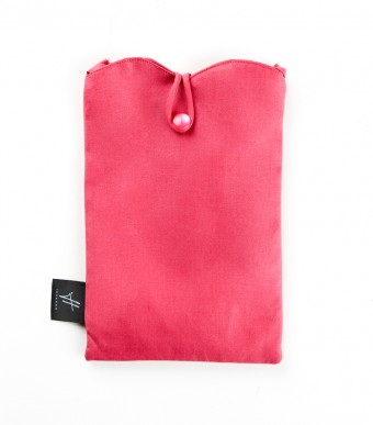 Aeda Scallop Bag Pink Punch