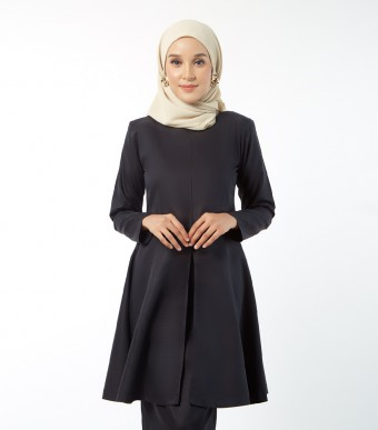 Basic Citra Kurung Riau Black