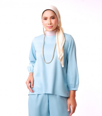 Elena Top Suit Baby Blue