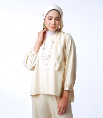 Elena Top Suit Cream