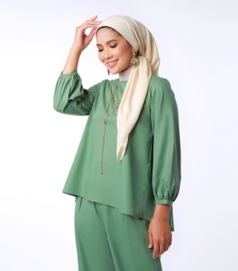 Elena Top Suit Green Tea