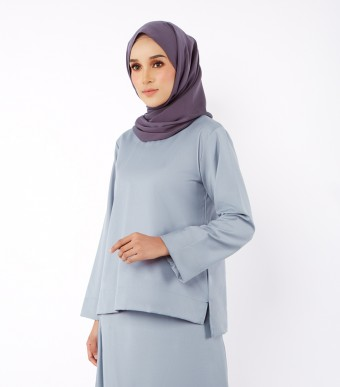 Emily Suit Light Grey
