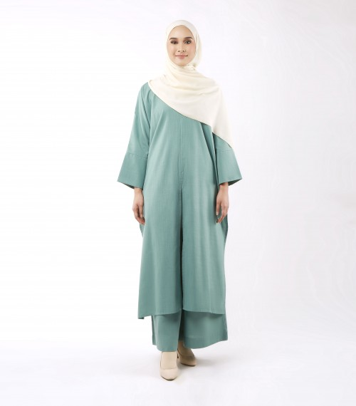 Jenna Kaftan (Top) Dusty Green