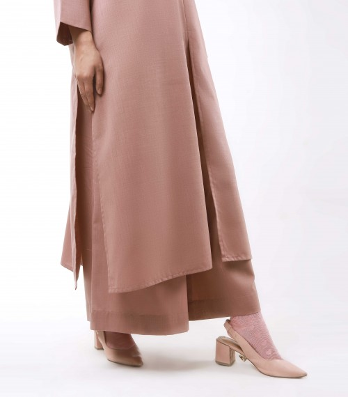 Jenna Kaftan (Top) Dusty Pink
