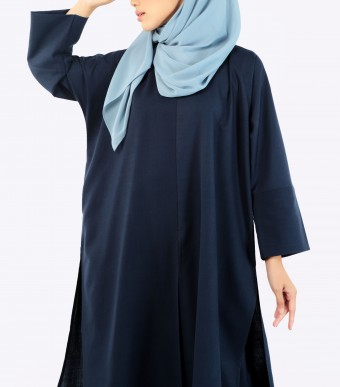 Jenna Kaftan (Top) Dark Blue
