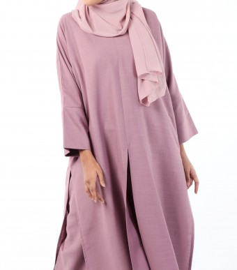 Jenna Kaftan (Top) Dusty Purple