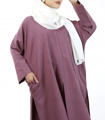 Jenna Kaftan (Top) Mauve Purple