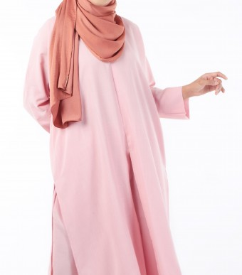 Jenna Kaftan (Top) Soft Pink