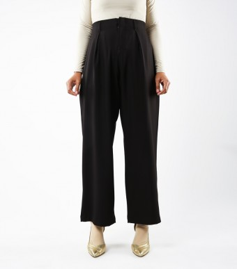 Najjah Pants Black