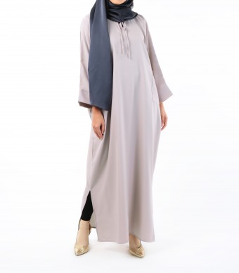 Ruuha Lounge Dress Silver