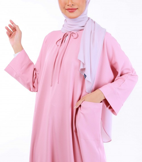 Ruuha Lounge Dress Pink