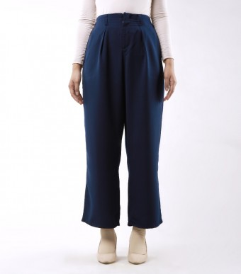 Najjah Pants Dark Blue