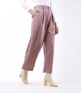Najjah Pants Dusty Purple