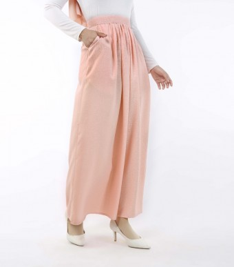 Laana Skirt Peach