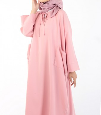 Ruuha Lounge Dress Rose Pink