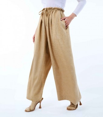 Bayu Pants Sandy Brown