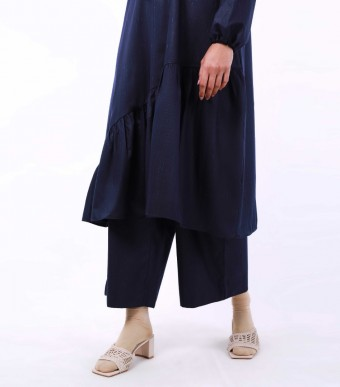Puspa Tunik Navy Blue